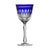 Majesty Blue Water Goblet