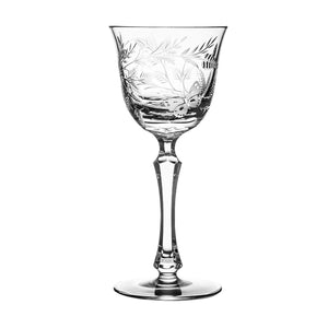 Butterfly  Small Wine Glass