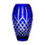 Araglin Blue Vase 9.2 in