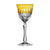 Heritage Golden White Wine Glass