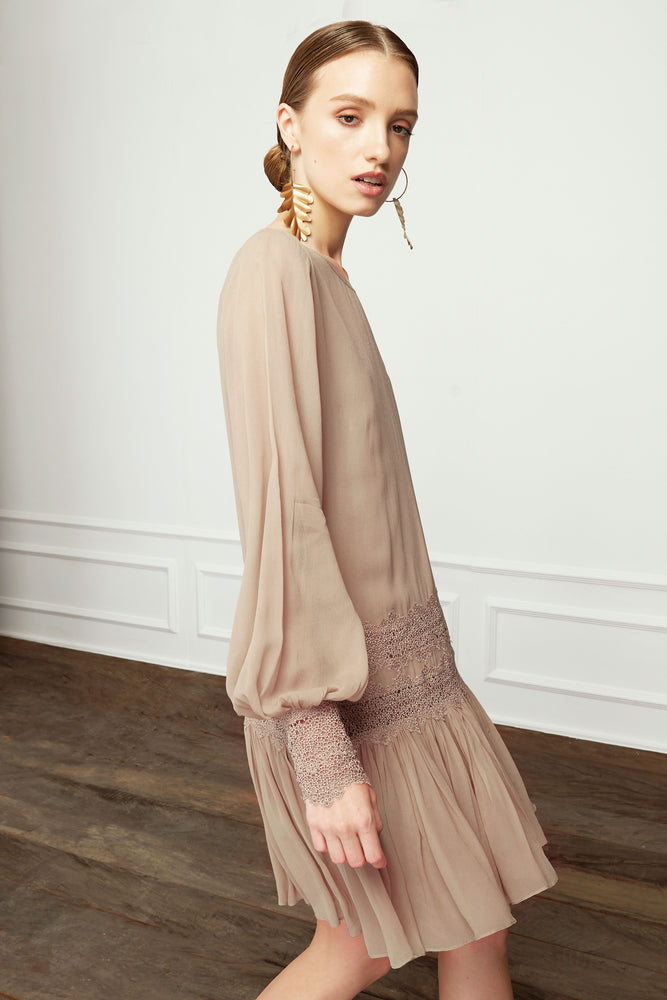 Anabelle Long Sleeve Dress