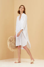 Isabel Shirt Dress