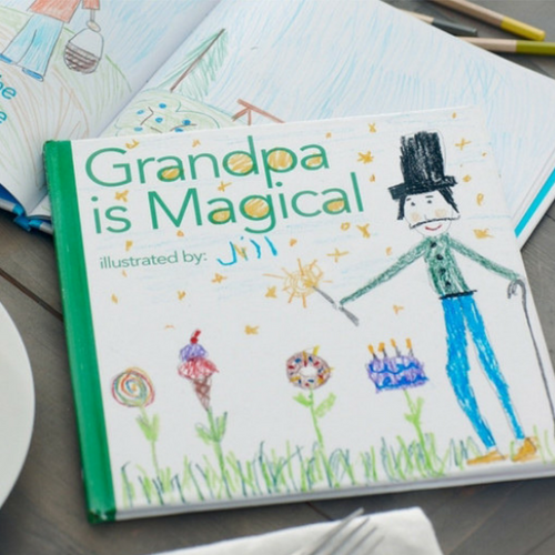 Grandpa is Magical - CTM Carepackages