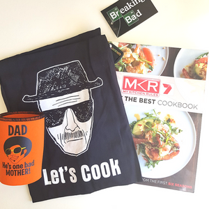 Dad is One Bad Mother - Cook Gift Pack - CTM Carepackages