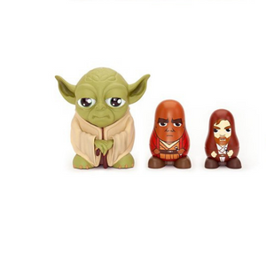 Star Wars Chubby Set - CTM Carepackages