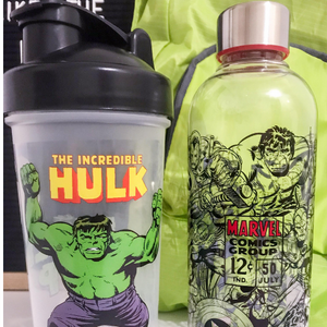 Bulk like the Hulk - Motivational Pack - CTM Carepackages