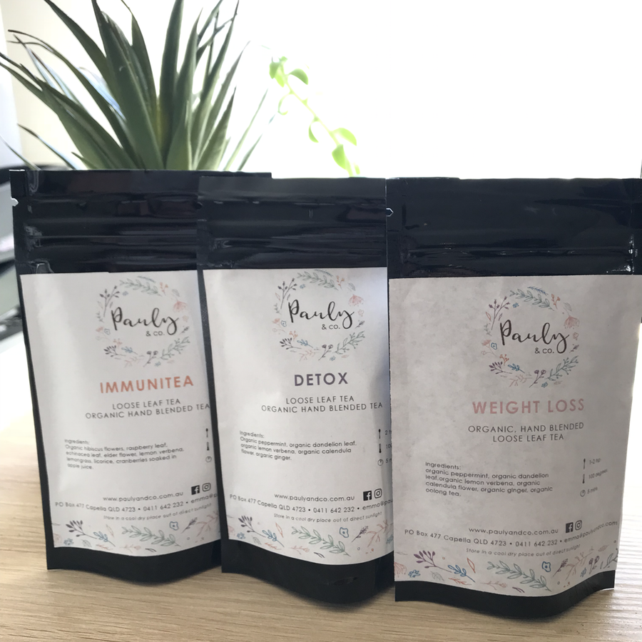 Body Wellness - The Good Teas - CTM Carepackages