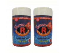 White Crane Super R Color Enhancing Fish Food 50g