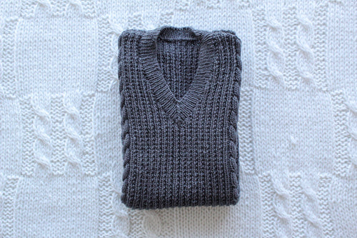Men's Sweater (Sleeveless)