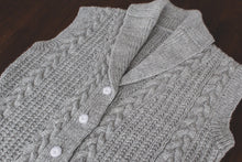 Formal Cardigan (Sleeveless)