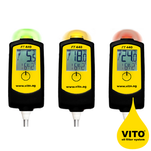 VITO FT440 frying oil tester