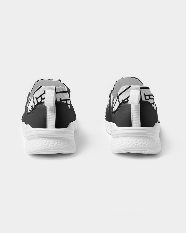 Repeating RARE. Women's Two-Tone Sneaker - RARE.