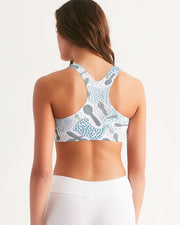Yay Spoons Women's Seamless Sports Bra - RARE.