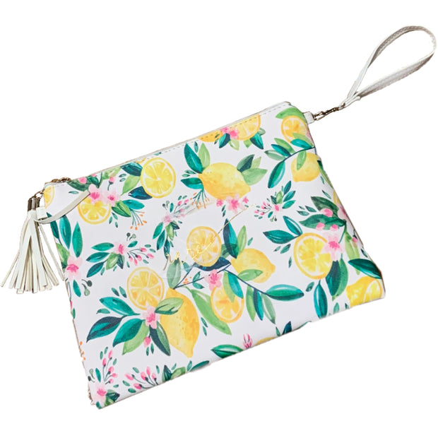 When life gives you lemons crossbody - RARE.
