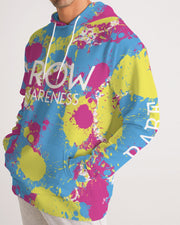 Grow Awareness 2021 Exclusive Design Men's Hoodie - RARE.