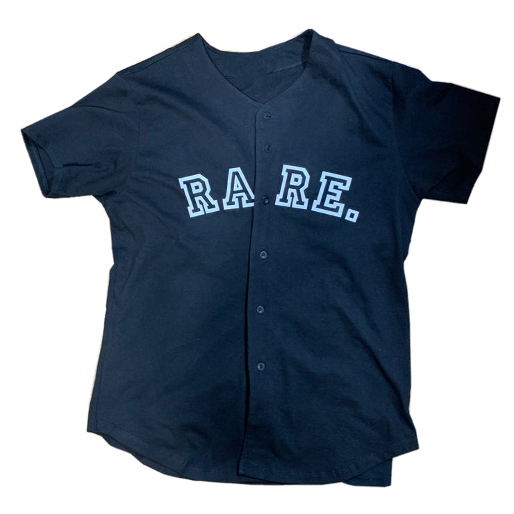 RARE. Baseball button up - RARE.