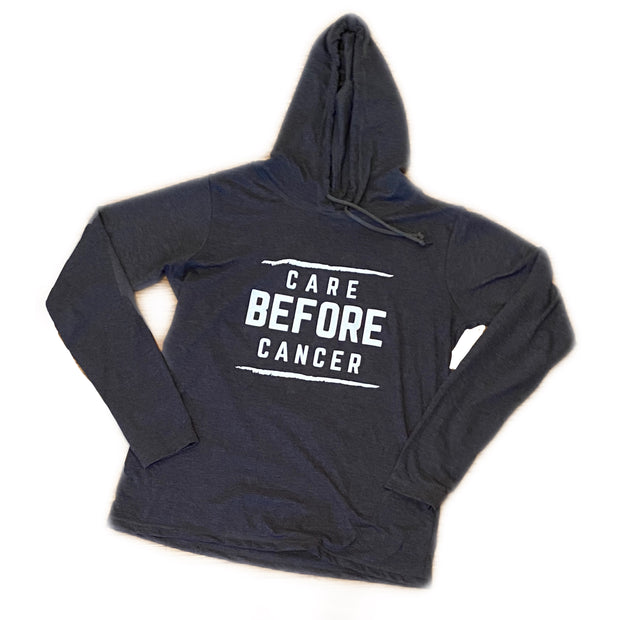 Care Before Cancer Bold and Comfy Awareness Shirt - RARE.