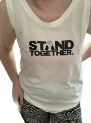 Stand Together In Unity Soft Tank - RARE.