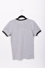 im with the bRand Unisex two tone Ringer Tee - RARE.