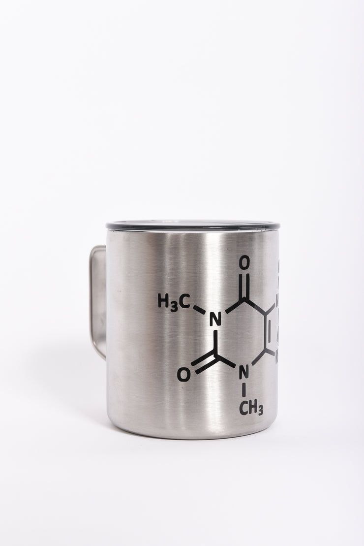 Caffeine Chemical Compound Townie Stainless Steel Mug