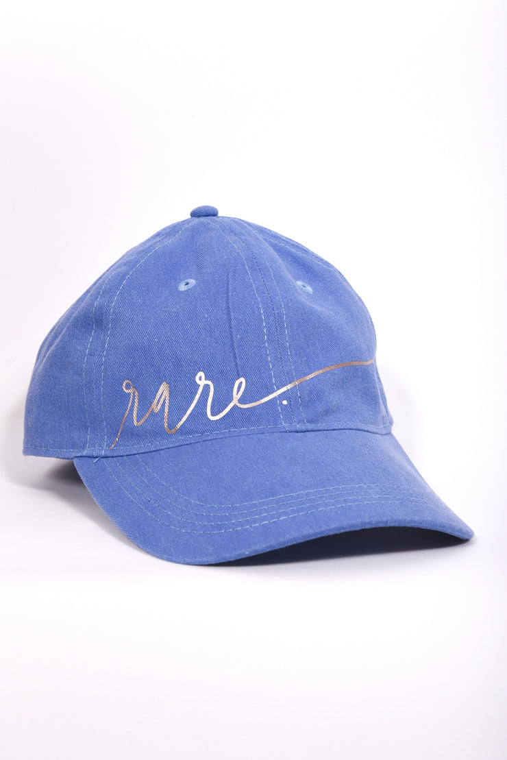 Scripted RARE. Canvas 5 Panel Hat