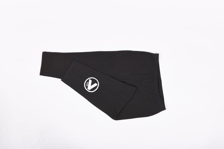 RARE. (X) Greater Than Project Logo Cropped Leggings