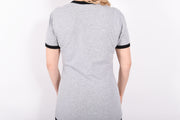 im with the bRand Unisex two tone Ringer Tee