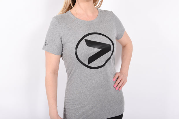 Greater Than  Logo Ladies Tee - RARE.