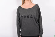 RARE. Definition Lightweight Flowy Long Sleeve T-Shirt - RARE.