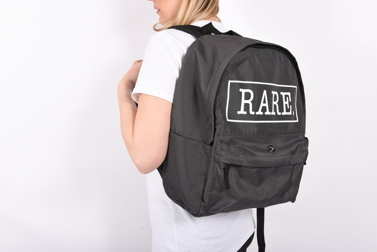 RARE. Signature Logo Backpack - RARE.