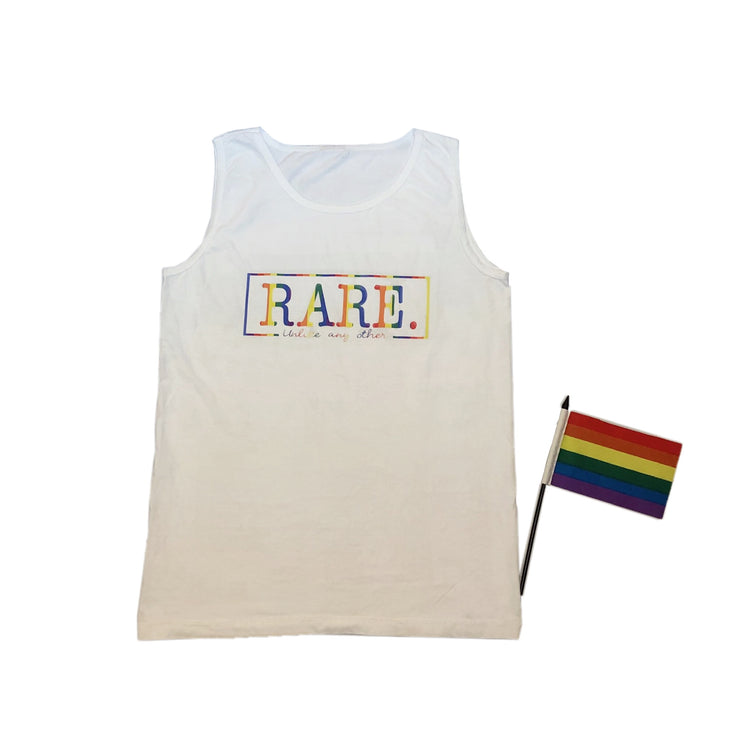 Suns out guns out Pride Muscle T - RARE.