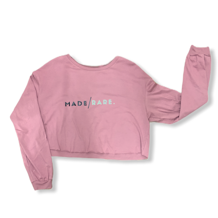 Made this way cropped Long sleeve - RARE.