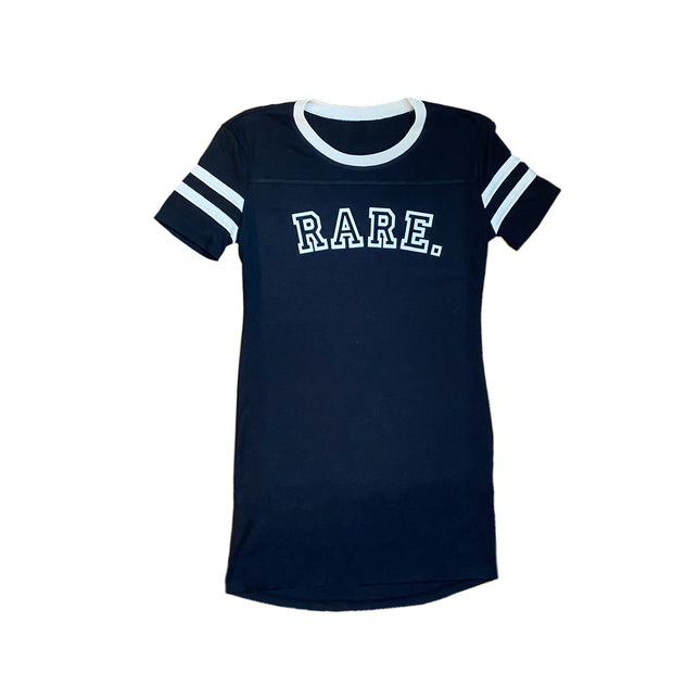 Baseball Fitted Jersey Dress - RARE.