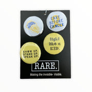 Care Before Button Set - RARE.