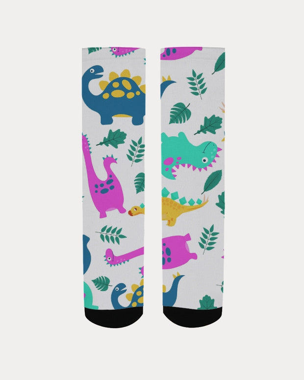 Dino All Over Print Women's Socks - RARE.