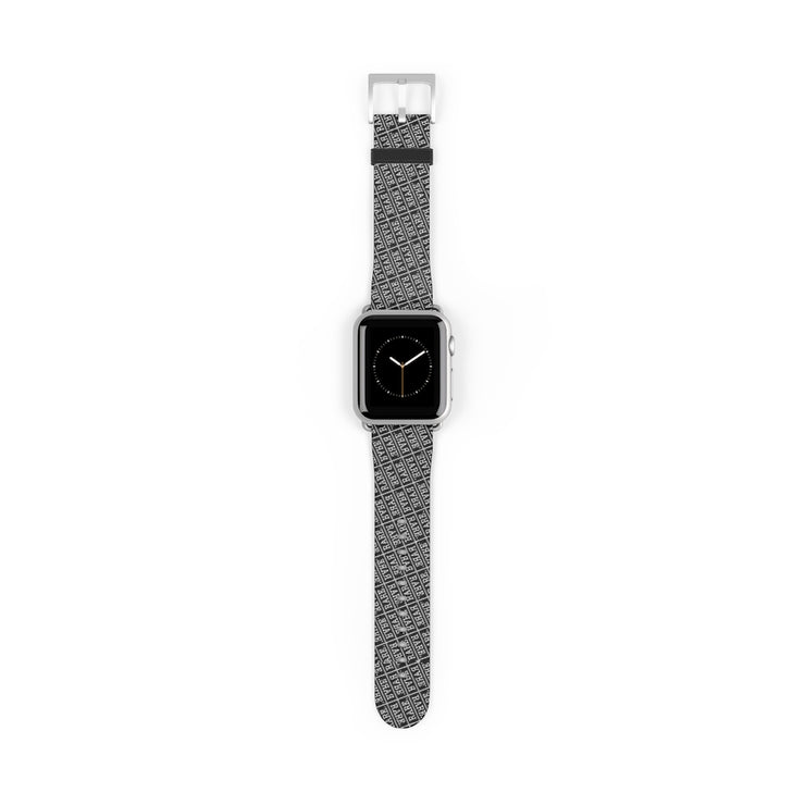Repeating RARE. Watch Band - RARE.