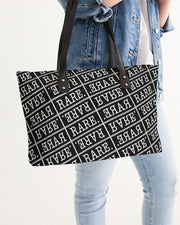Repeating RARE. Signature Tote - RARE.