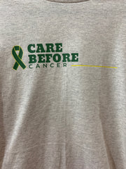 """Care Before"" Awareness Tee - RARE."