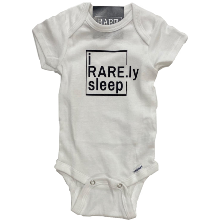 I Rare.ly Sleep Onesie - RARE.