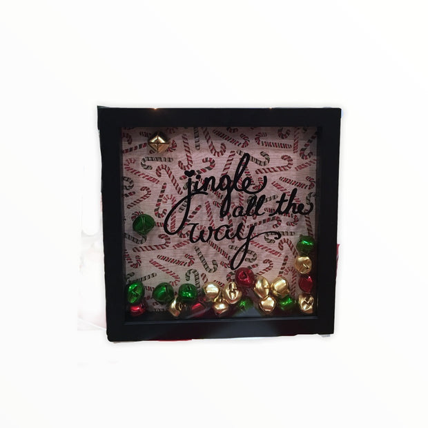 Jingle Bell Rock Wall Decor - RARE.