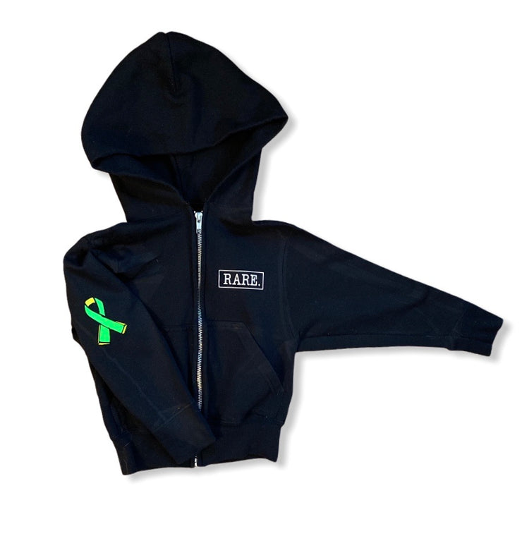 Wear your ribbon zip up - RARE.