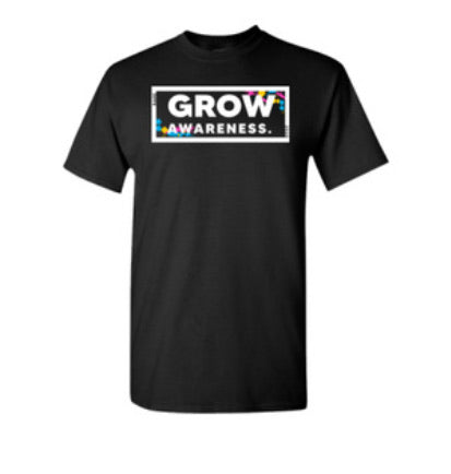 "Official ""Grow Awareness"" 2020 Event Tee Shirt - RARE."