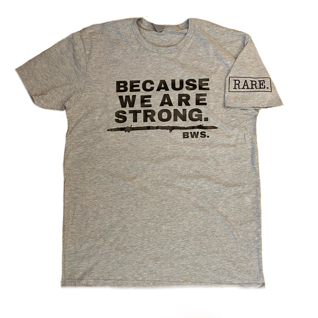 Because We Are Strong. - RARE.