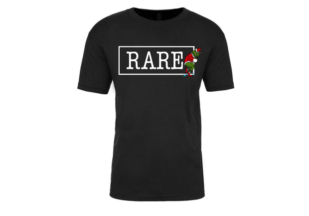 RARE.ly A Mean One Holiday Adult Tee - RARE.