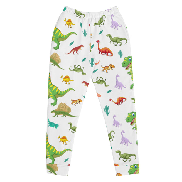 RAREEEE. Dino All Over Womens Joggers - RARE.