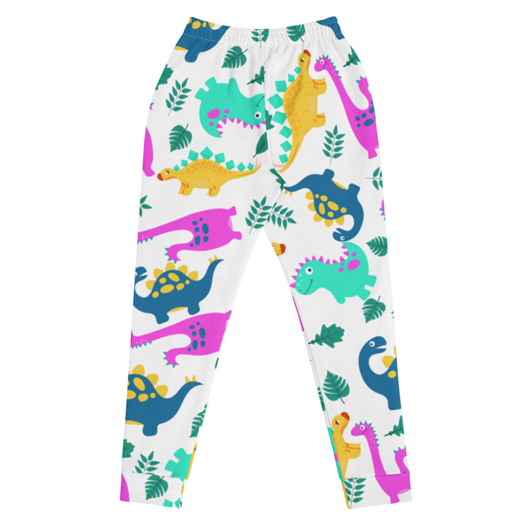 Dino All Over Women's Joggers - RARE.