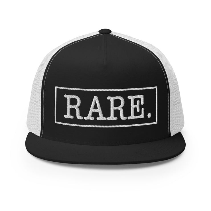 RARE. Trucker Snap Back Cap - RARE.