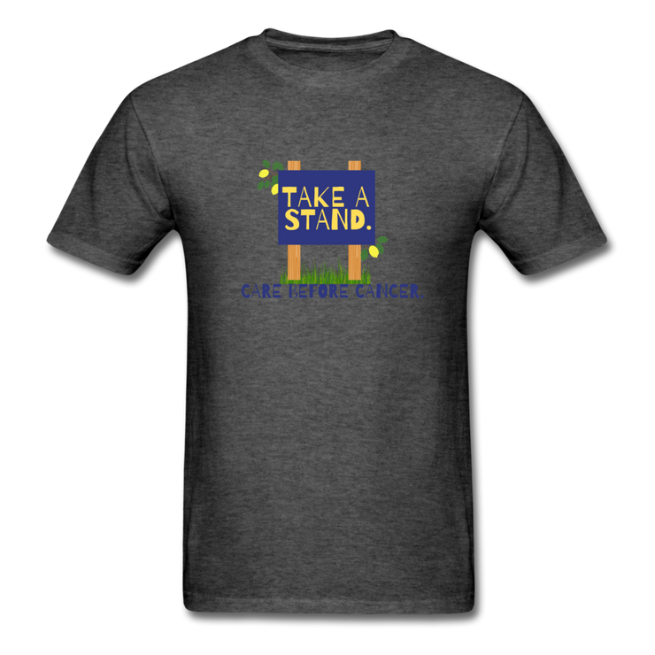 Limited Edition Unisex Take A Stand Tee - RARE.