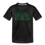 We Are RARE. BWS Awareness Youth Tee - charcoal gray