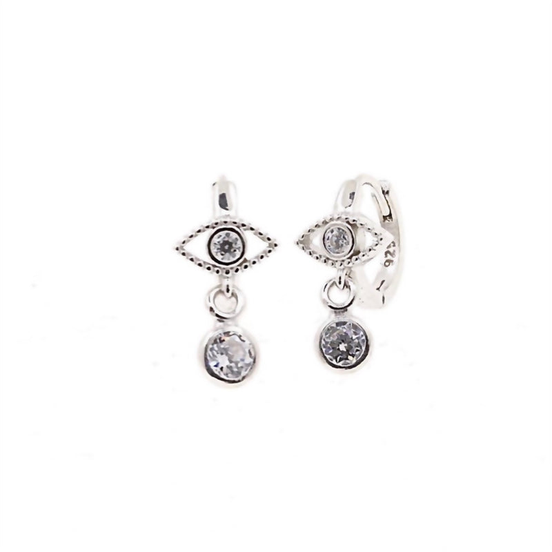 Small eye hoop-one earring price